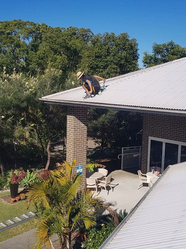 gutter and roof cleaning near me tweed heads