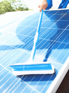 commercial solar panel cleaning tweed heads