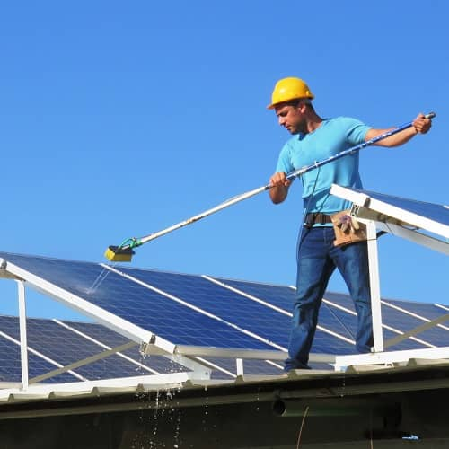 solar panel cleaner near me tweed heads